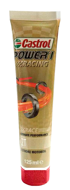 ACEITE CASTROL POWER 1 RACING 2T 125ml