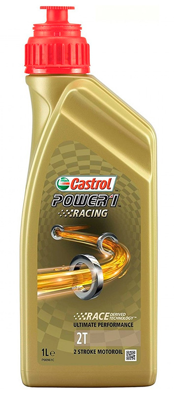 OLI CASTROL POWER 1 RACING 2T 1L