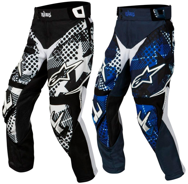 PANTALONI ALPINESTARS YOUTH CHARGER PUNK 2009