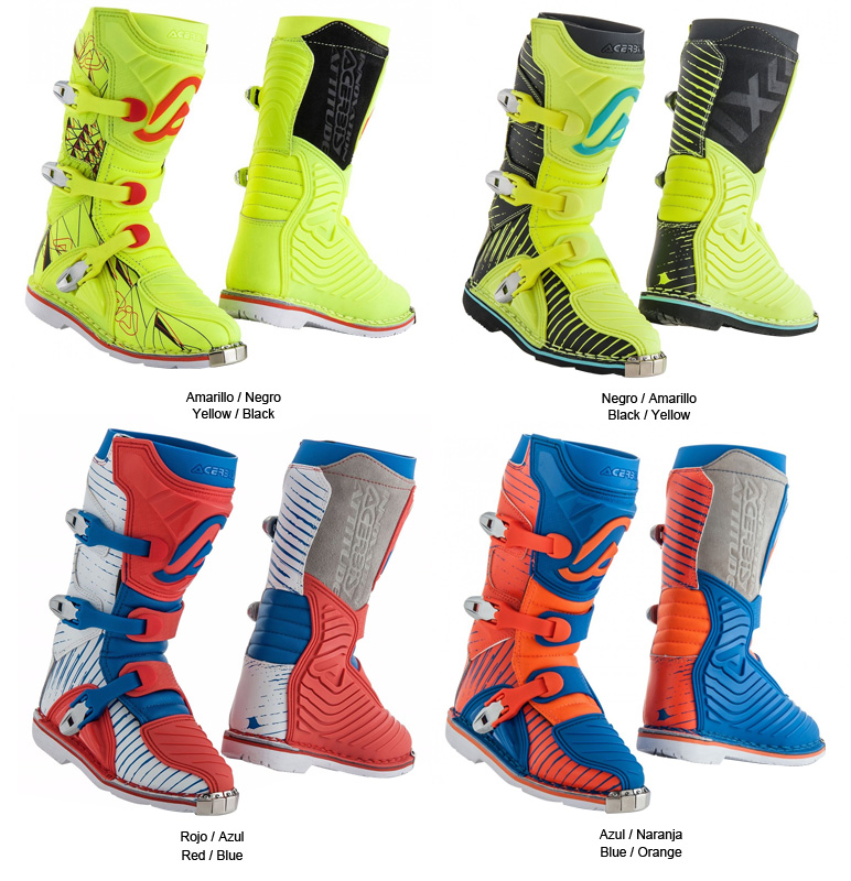 BOOTS ACERBIS SHARK KIDS
