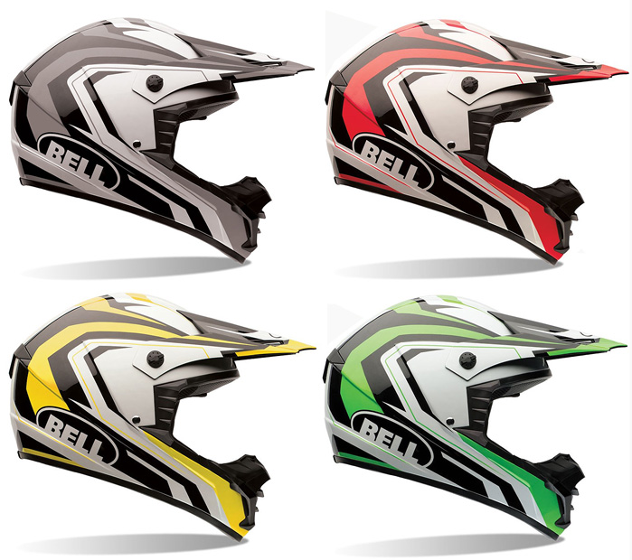 CASCO CROSS BELL SX1 STORM