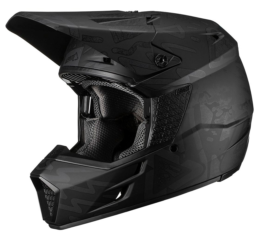 CROSS HELMET LEATT GPX 3.5 V19.3 TRIBE