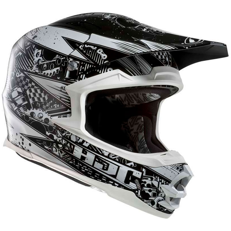 CASCO CROSS HJC FG-X DRIVEN