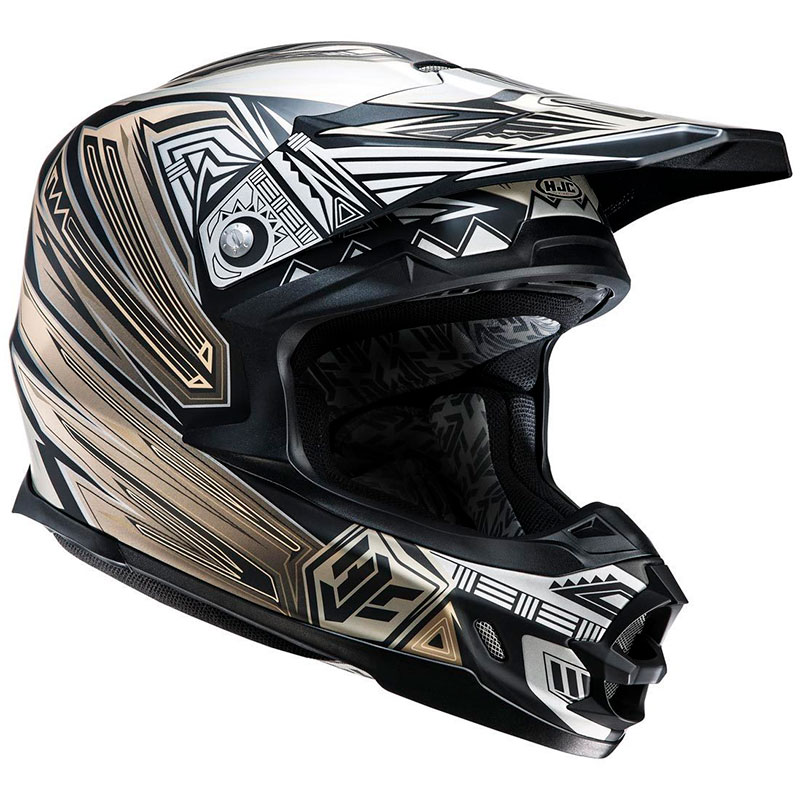 CROSS HELMET HJC FG-X LEGENDARY LUCHA