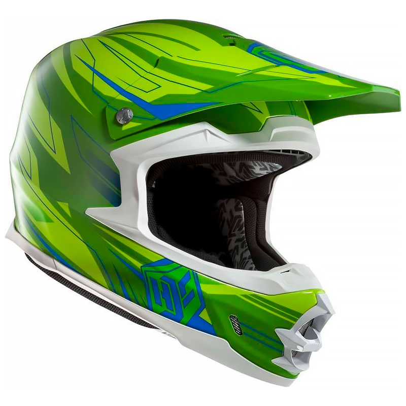 CASCO CROSS HJC FG-X TALON