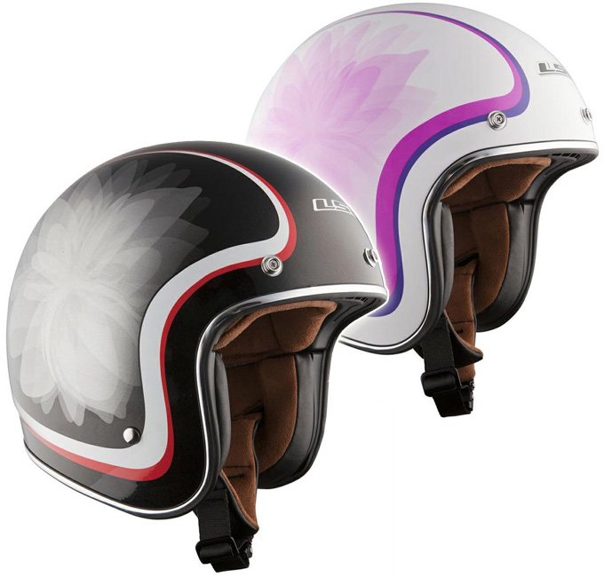 CASQUE JET LS2 OF583 GLOW