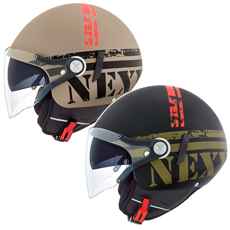 CASQUE JET NEXX SX60 VF MISSION