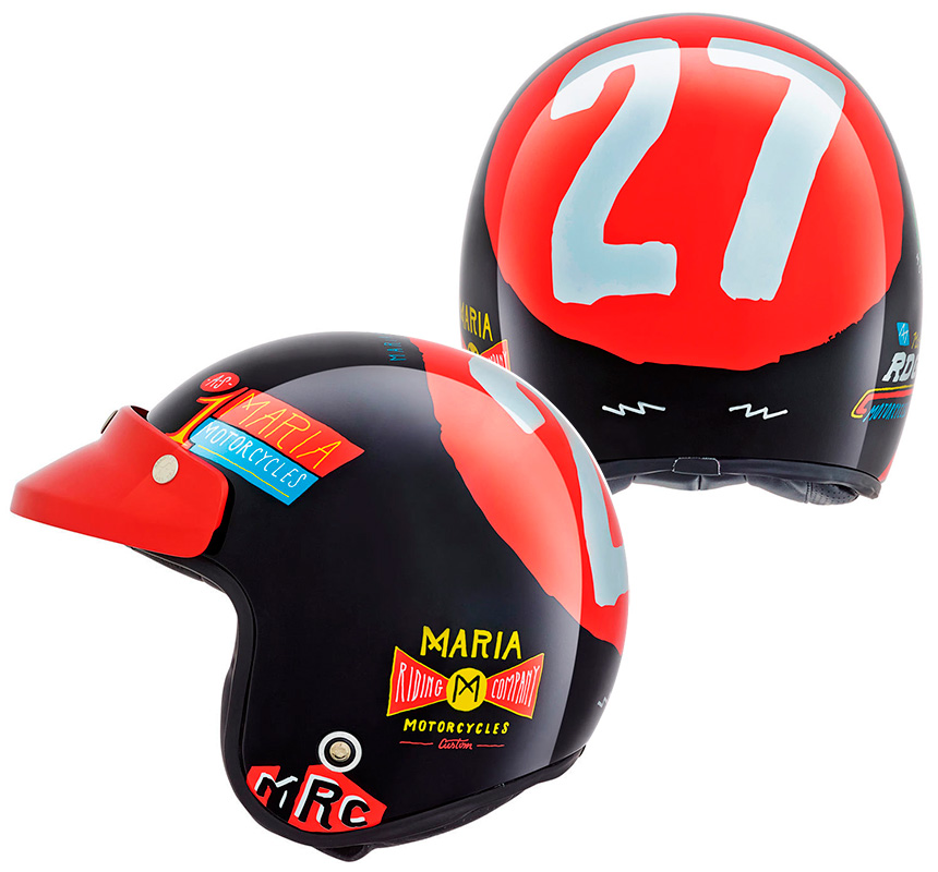 CASCO JET NEXX XG10 BAD LOOSER