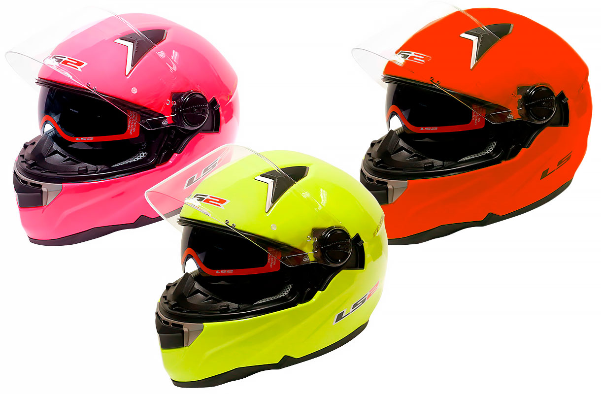 CASCO LS2 FF396 FT2 COLOR