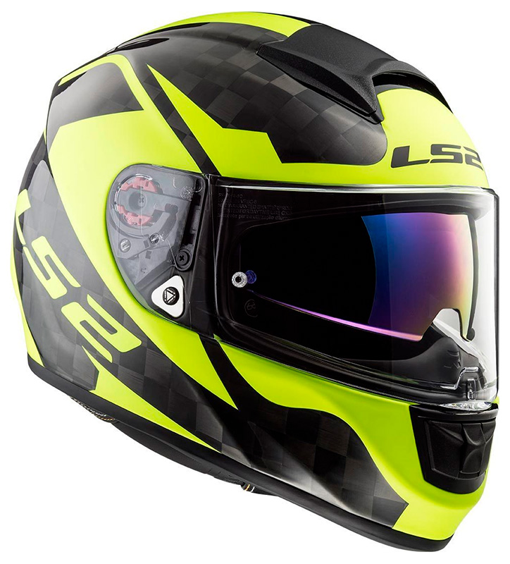 CASQUE LS2 FF397 VECTOR CT2 CARBON