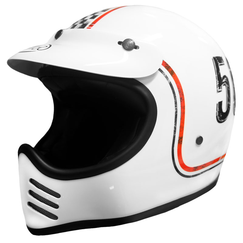 CASCO CROSS / ENDURO PREMIER MX FL 8