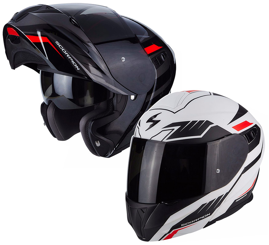 CASCO MODULAR SCORPION EXO-920 SHUTTLE