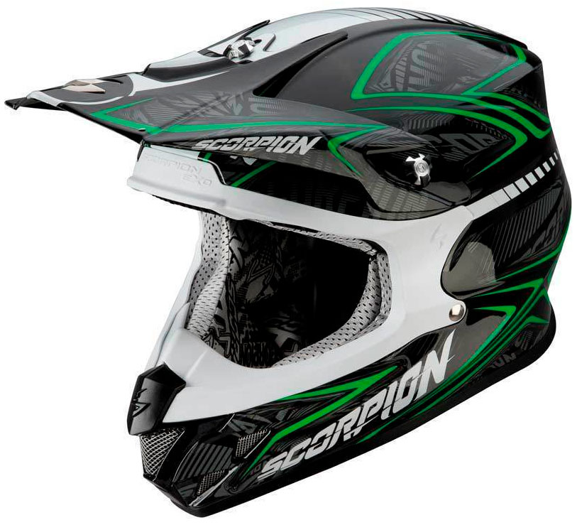 CASQUE CROSS SCORPION VX-20 AIR WHOOPS