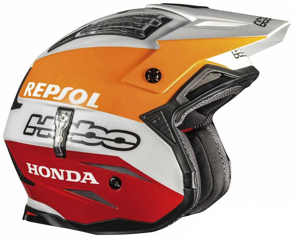 CASCO TRIAL HEBO ZONE 4 MONTESA TEAM II