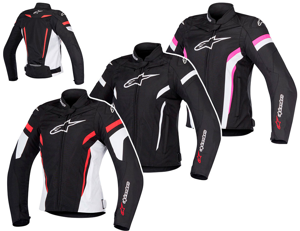 SUMMER ALPINESTARS STELLA T-GP PLUS R V2 AIR JACKET