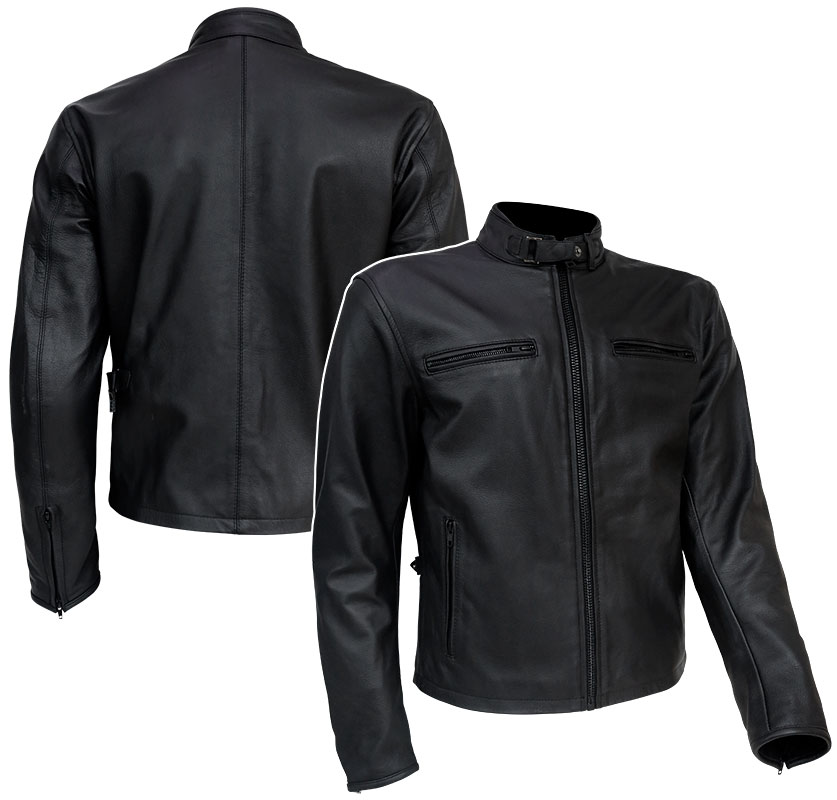 CHAQUETA CAFE RACER OUT KEANU