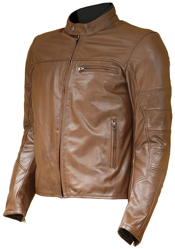 CHAQUETA CAFE RACER OUT TRITON