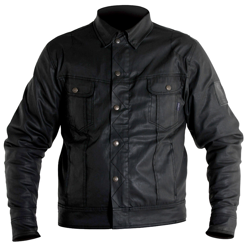 VESTE ÉTÉ OVERLAP JARED NIGHT KEVLAR (WAXED COTTON)
