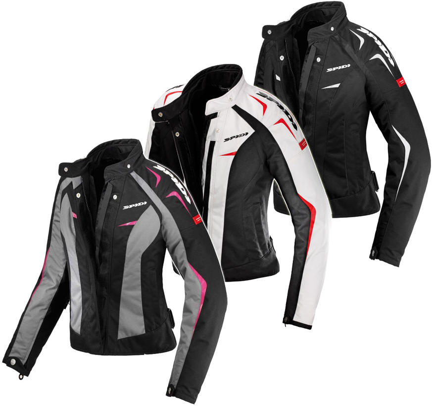 nuovo arrivo b95c5 398f3 Giacca Spidi Sport H2out Lady