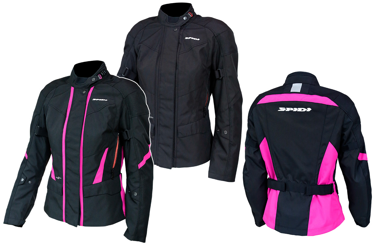 SPIDI VIAJERO LADY JACKET H2OUT