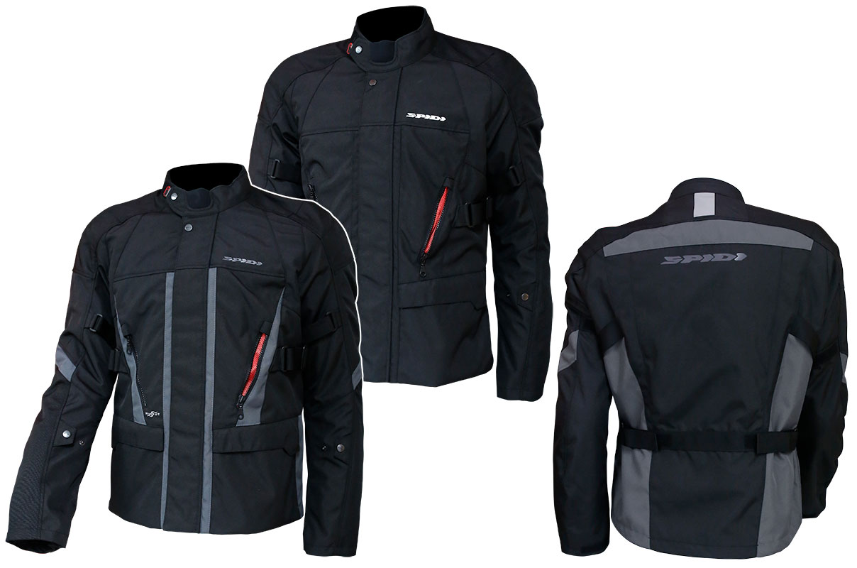 CHAQUETA SPIDI VIAJERO H2OUT MAN