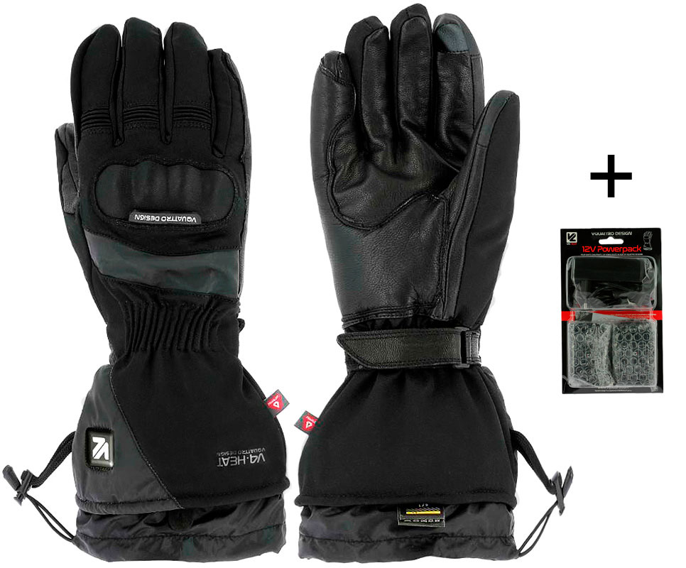 VQUATTRO ALPHA  HEATING GLOVES