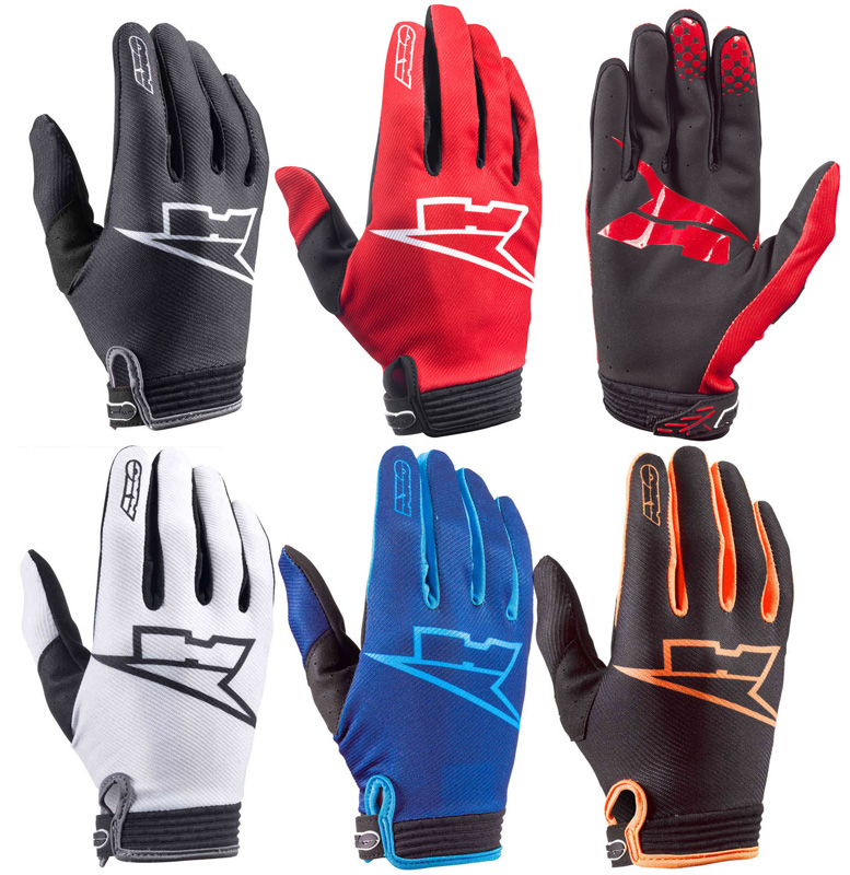 GUANTES CROSS AXO ROOKIE