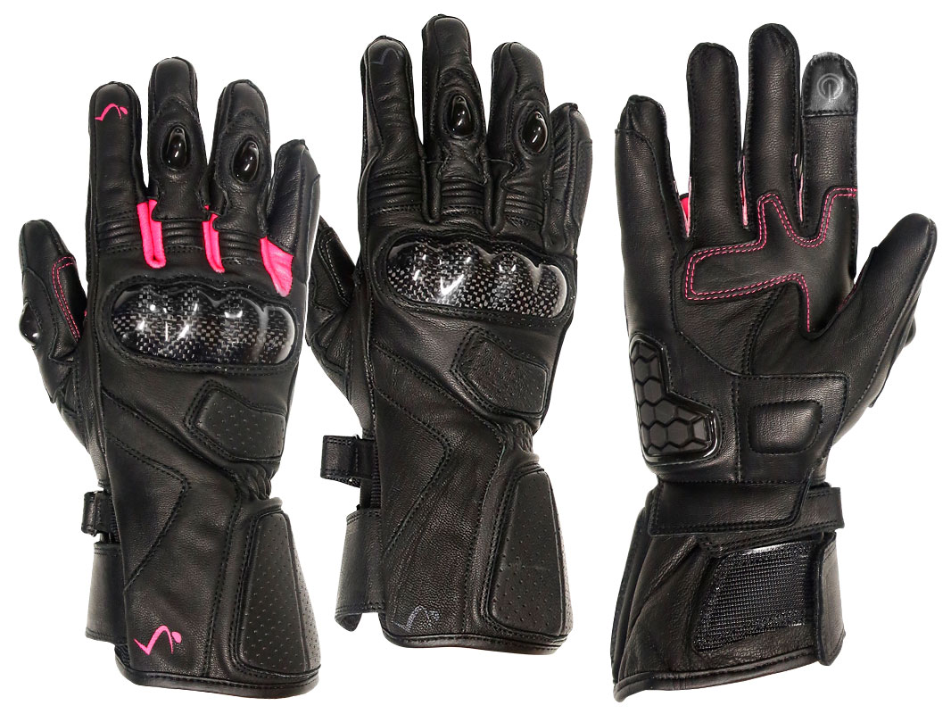 SUMMER GLOVES OUT CARBONO EVO LADY