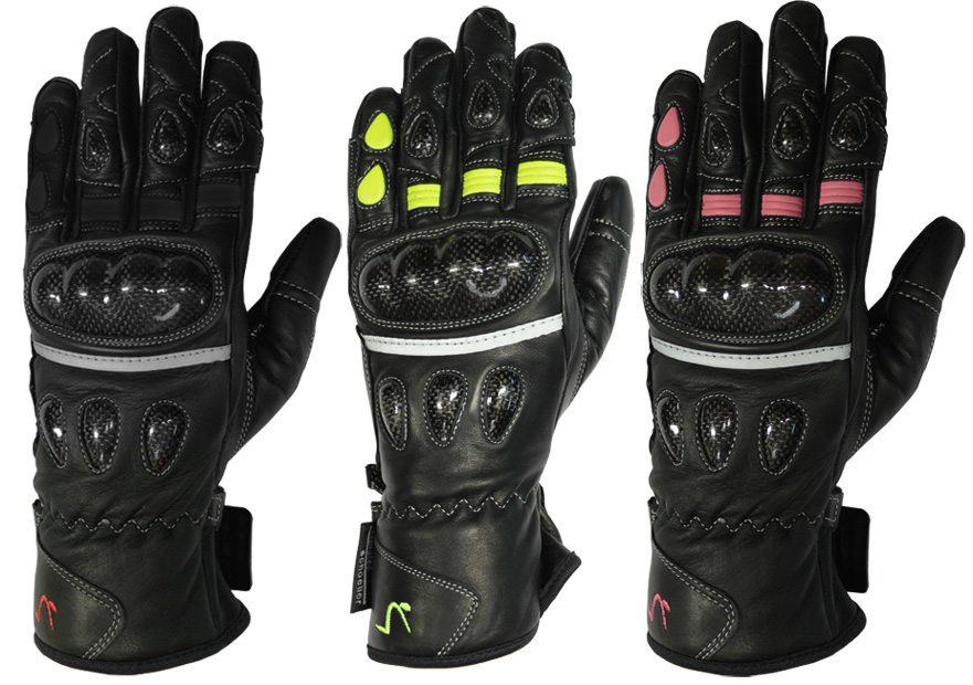 GUANTES OUT CARBONO LADY