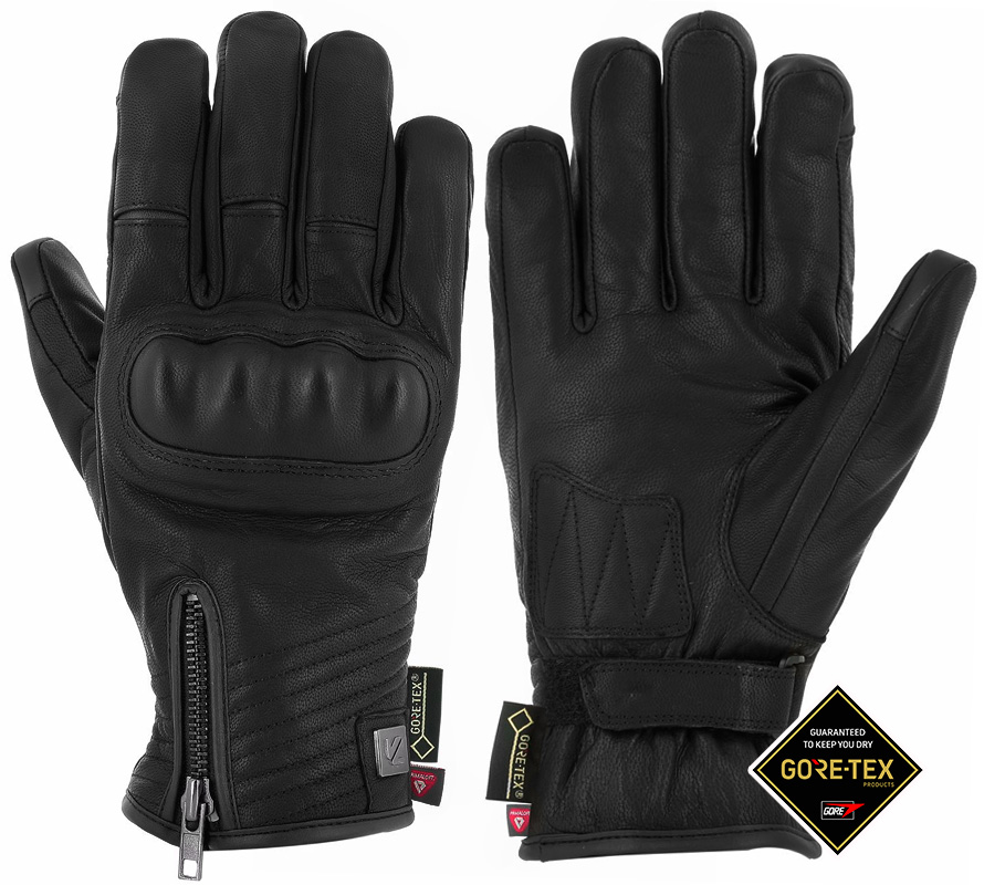 VQUATTRO CAFE RACER GORE-TEX GLOVES EN13594