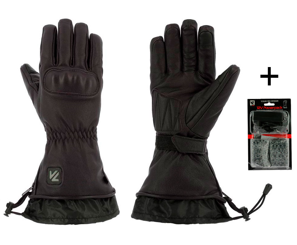 HEATING GLOVES VQUATTRO VIRAGO