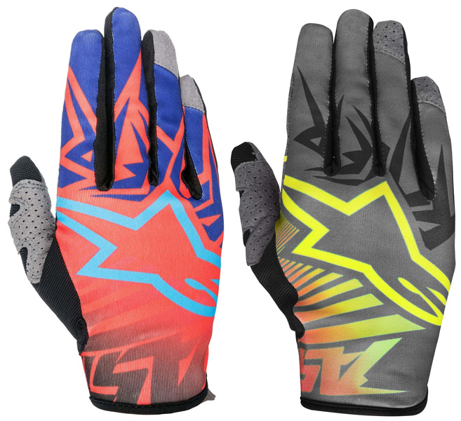 GUANTI CROSS ALPINESTARS RACER BRAAP