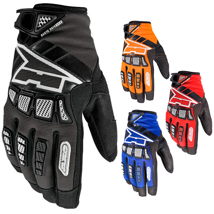 GUANTES INFANTIL CROSS AXO WHIP JUNIOR