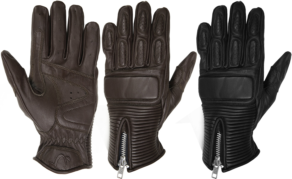 CAFE RACER GLOVES OUT RICK