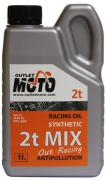 2T OIL OUT MIX SYNTHETIC - 2STROKE
