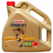 OLI CASTROL POWER 1 4T 10W40 4L