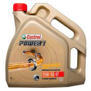 OLI CASTROL POWER 1 4T 15W50 4L