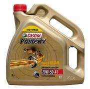 ACEITE CASTROL POWER 1 4T 20W50 4L