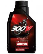 MOTUL OIL 300V FL OFF ROAD 15W60 4T 1L