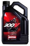 MOTUL OIL 300V FL OFF ROAD 15W60 4T 4L