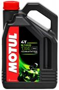 OIL MOTUL 5100 10W40 4T (DRUM 4L.)