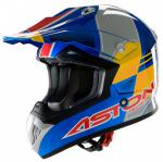 CASCO CROSS ASTONE MX400DR TAURUS