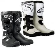 BOTTES TRIAL ALPINESTARS NO STOP
