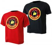 KIDS BULTACO RED LOGO T-SHIRT