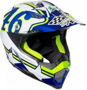 CASQUE CROSS / ENDURO AGV AX-8 TOP RANCH