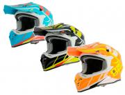 CAPACETE CROSS / ENDURO ASTONE MX800 TROPHY
