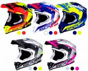 CASCO CROSS / ENDURO SCORPION VX-16 ARHUS