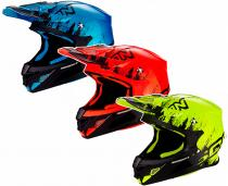 CAPACETE CROSS / ENDURO SCORPION VX-21 MUDIRT