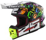 CASCO CROSS LS2 MX456 PUNCH IVAN CERVANTES (TARA)