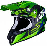 CASCO CROSS / ENDURO SCORPION VX-16 AIR ALBION